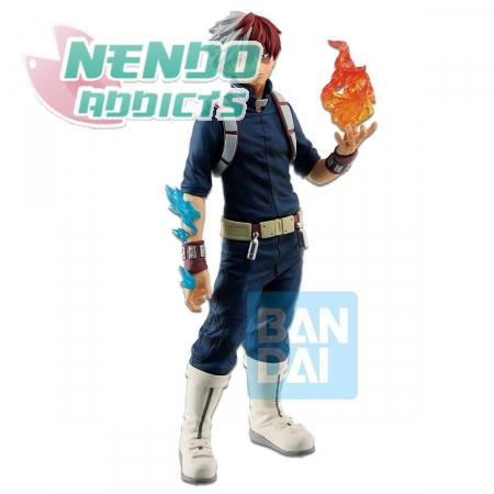 Nendo Addicts - Ichibansho - Fighting Heroes Shoto Todoroki