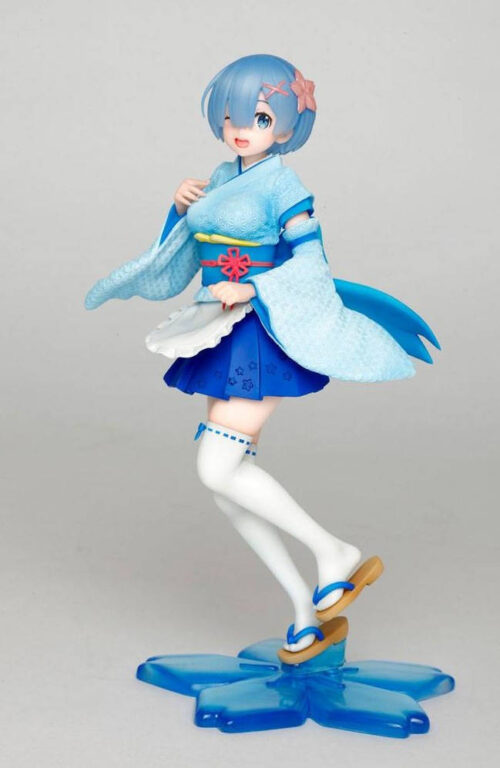 Nendo Addicts - Taito - Precious Figure Rem Japanese Maid Version